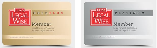 Cheap legal advice membership cards from Legal Wise